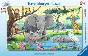 Tiere Afrikas Ravensburger 06136