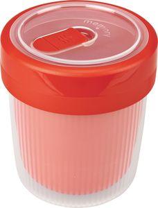 Rotho Memory B3 Thermotasse, Mikrowellen-Tasse Suppen-Behälter 0,5 Liter