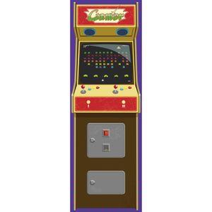 Arcade Gamer Langbahnposter Spielekonsole - Langbahnposter