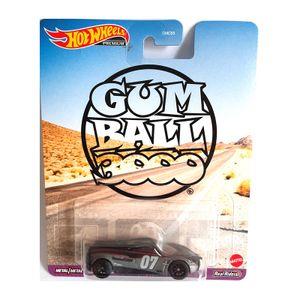 Hot Wheels DMC55-GJR51 Pagani Huayra matt grau