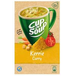 Cup a Soup - Curry - 21x 175ml
