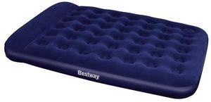 """Bestway Luftbett """"Easy Inflate"""" Queen-Size 203 x 152 x 28 cm mit eingebauter Fußpumpe, 67226"""