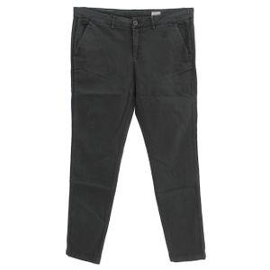 22490 Herrlicher, Lovely Twill Chino S,  7/8 Damen Jeans Hose, Gabardine Stretch, schwarz, W 31 L 30