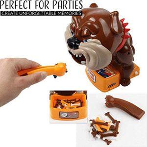 Bad Dog Brettspiele, Spielzeug für Kinder, Mad Dog Tricky Toy, Eltern-Kind-Spiele, Geschenke für Weihnachten / Geburtstagsfeier