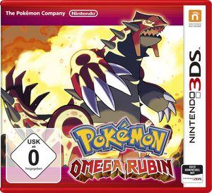 Pokemon Omega Rubin - 3DS