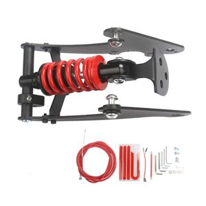 Scooter-Zubehoer Stossdaempfer hinten von Scooter-Elektrorollern Scooter-Zubehoer Kompatibel mit Elektrorollern M365 und PRO1 / PRO2