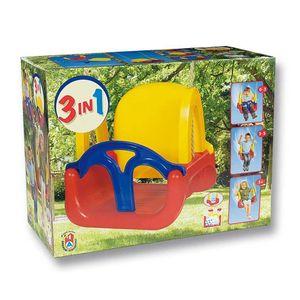 Simba Toys 3 in 1 Schaukel ab 0-3, 3-5, 5+ Jahren