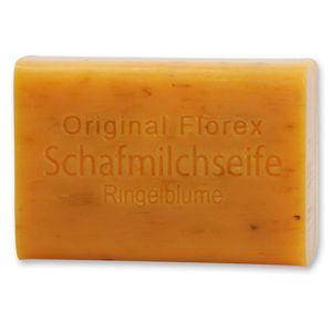 Florex Schafmilchseife - Ringelblume - mit Kräuter-und Ringelblumenexakt 100 g