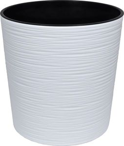Malwa Strip, Farbe:Weiss, Größe:Ø30 cm. H30.5