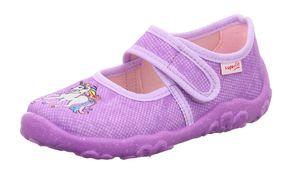 superfit Kinder Hausschuh BONNY 0-800282-7600 lila, Farben:lila, Kinder Größen:26