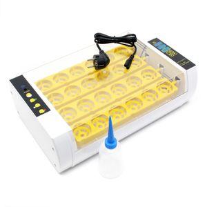 Mini Inkubator 24 Eier Brutmaschine Ausbrüter Brutgerät Brüter Wendesystem Hühne