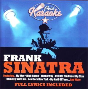 Frank Sinatra - Karaoke & Playback -   - (CD / Titel: A-G)