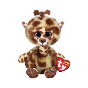 TY Beanie Boos Giraffe Knuffel Gertie 15 cm.