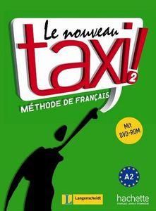 Le Nouveau Taxi  2 - Lehrbuch mit DVD-Rom
