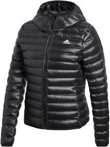 adidas TERREX Varilite Kapuzen-Daunenjacke Damen black Größe M