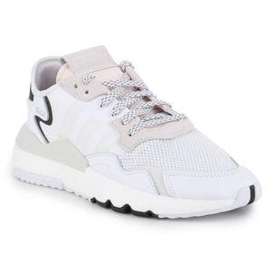 Adidas Nite Jogger Ftwwht/Ftwwht/Crywht 40 2/3