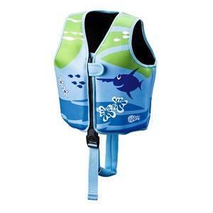 Beco-Sealife® Schwimmweste, Blau-Grün