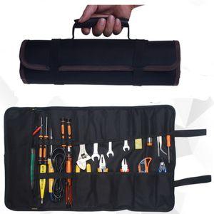 Werkzeugrolltasche Rolltasche Koffer Toolpack Werkzeugtasche Tasche 22 Fächer