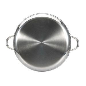 BERGNER Masterpro Hi-Tech 36 cm Paella-Pfanne Paellapfanne BGMP-1637