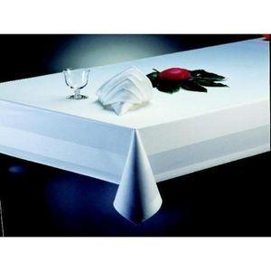 Gastro Uzal - Tischdecke Gastro 140 x 220 cm weiß