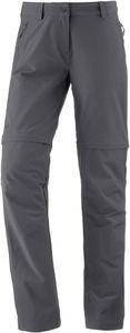 SCHÖFFEL Pants Ascona Zip Off - 9830 asphalt / 23
