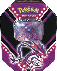 Pokemon Sammelkarten Tin Box V-Power, Charakter:Endynalos-V