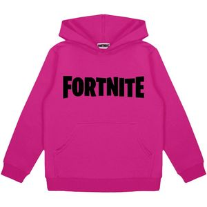 Fortnite - Kapuzenpullover für Jungen PG494 (128) (Pink)