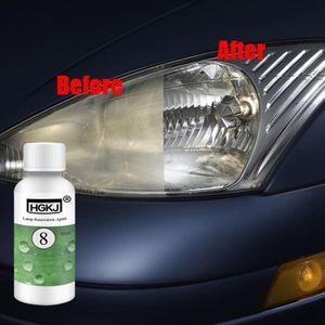 50ml Auto Scheinwerfer Politur Flüssigkeit Aufbereitungs KFZ Lampe Linsen KFZ-Pflege