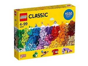 LEGO Classic Extra Large Brick Box (10717) 1500 Pieces