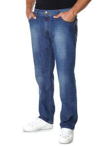 Stanley Jeans Herren Jeans Hose in Light Blue 400-143 W35 - 100 cm L36