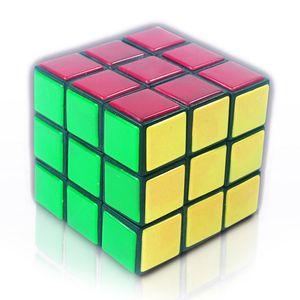 Magic Cube Zauberwürfel Puzzle Magischer Würfel Geduldsspiel Speedcube 80er Kult