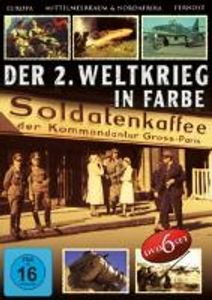 Various-Der 2.Weltkrieg In Farbe-Deluxe Edition (6
