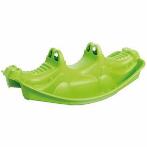 Paradiso Toys Kleinkind-Wippe Krokodil Grün T02319