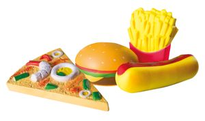 "roba Küchenspielzeug Squishies Set ""Fast Food"""