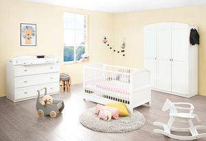 Kinderzimmer 'Laura' breit groß