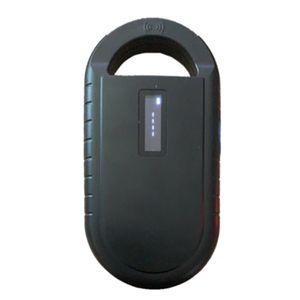 Haustier-Mikrochip-Scanner Tragbarer Handheld-Tierchip-Lesegeraet Haustier-Mikrochip-Erkennungsleser fue r Haustier Katze Hund 134,2 KHz 125 KHz ISO11784/5 FDX-B und ID64