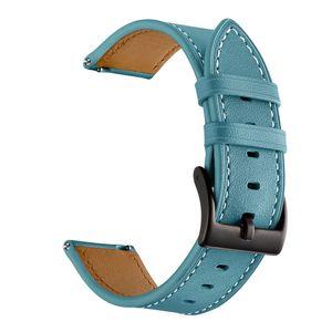 für Garmin vivomove HR Armband Ersatz Leder Armband Armband ZHM90605002SB