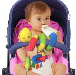 Kinderwagenkette Baby Mobile Plüsch Spielzeug Wagenkette Spiral 50cm