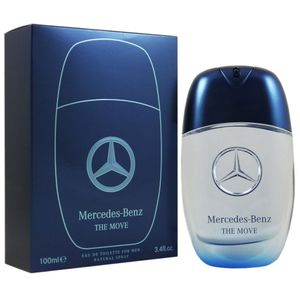 Mercedes-Benz The Move 100ml Eau de Toilette EDT Herren Parfüm Duft NEU2019
