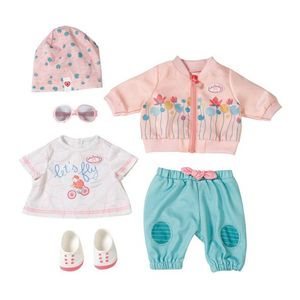 Zapf Baby Annabell Active Fahrrad Deluxe Set - Outfit