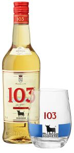 Osborne 103 Etiqueta Blanca 0,7l
