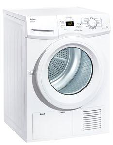 Amica WTK 14312 W, Kondenstrockner, 8 kg, weiß