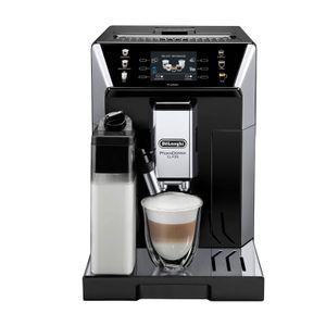DeLonghi ECAM 550.65.SB PRIMADONNA CLASS Kaffeevollautomat schwarz, Farbe:Schwarz