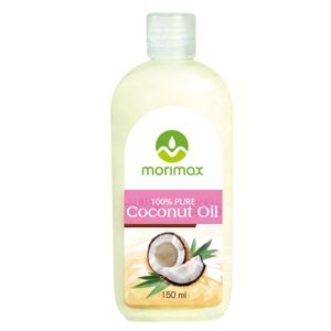 Morimax 100% Reines Kokosöl 150ml