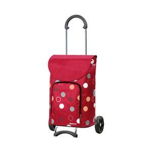 Andersen Shopper Scala und 41 Liter Tasche Kira rot mit Kühlfach