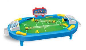 Luna Fußball Tischflipper Kicker Kickertisch Kickerkasten Pinball +3J