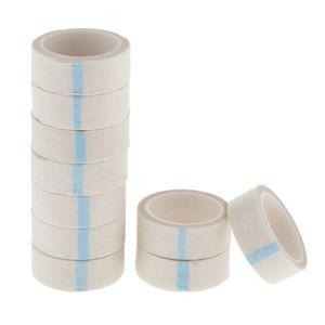 10 Rollen Klebeband Wundverband Medizinische Fixation Bandage  Tape