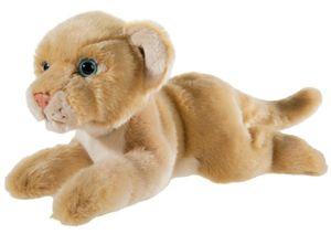 Heunec Plüschtier Misanimo Baby Löwe liegend