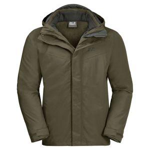 Jack Wolfskin Gotland 3IN1 Jacket Men Größe: XXXL Farbe: 4690 granite