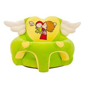 1 Stück Baby Sofa Schonbezug (nur Sofabezug, andere Artikel sind NICHT im Lieferumfang enthalten) Farbe Grün